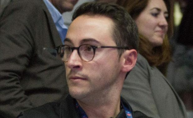 Anthony Gandi, le président de Futsal Saône Mont D'or