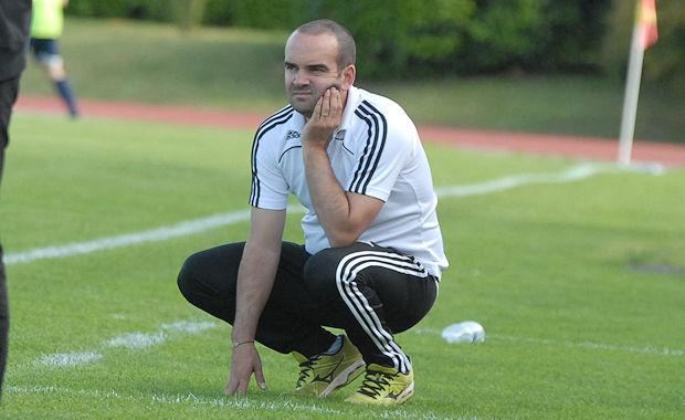 La Valse des Bancs - Nicolas PINARD n'ira pas plus loin avec le FC DOMTAC