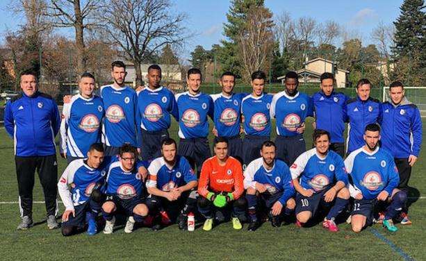 Les reservistes du FC Ménival réalisent la saison parfaite pour le moment.