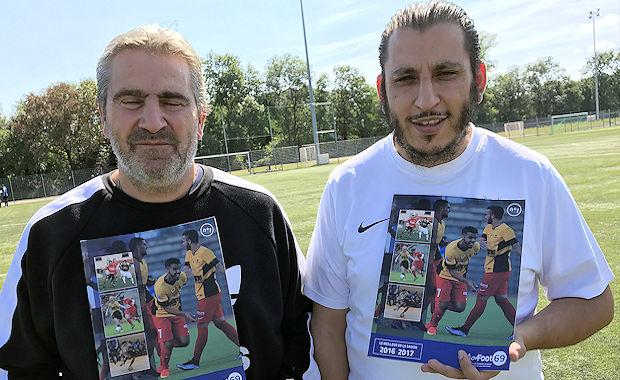 Alain Deyrail et Mourad Boulemtafes vont se retrouver chez les féminines de l'OL...