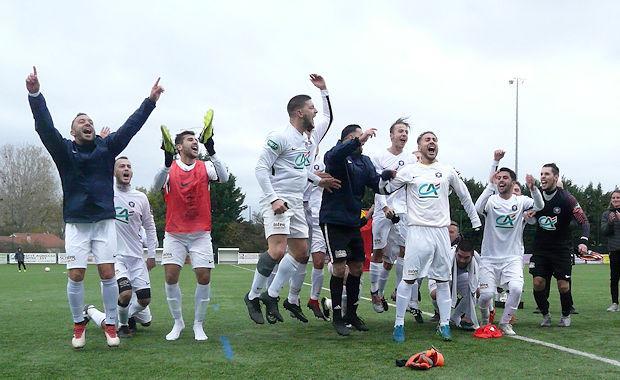 Une dernière épopée en coupe de France cette saison avec le FC Val Lyonnais pour boucler la boucle.