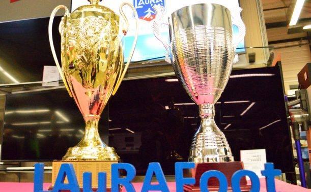 Coupe LAuRA Foot - Découvrez les tirages des QUARTS et des DEMIES filles et garçons