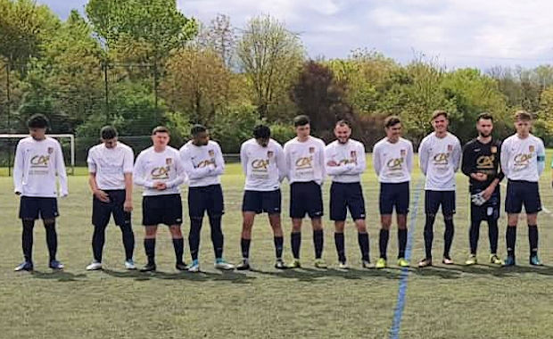 Coupe du Rhône U20 - Le Poucet O. SAINT-QUENTIN reste en course