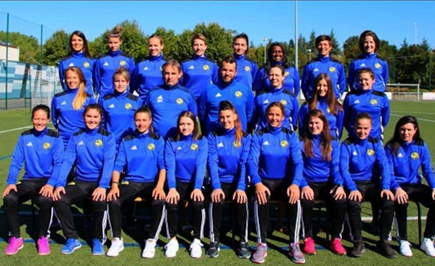 Coupe LAuRA Foot - Les filles du FC PONTCHARRA en sont vertes d'envie