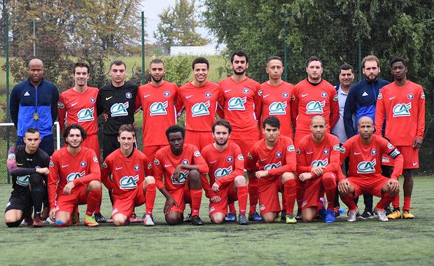 D2 (20ème journée) - Pas de droit à l'erreur pour le FC SAINT-CYR COLLONGES