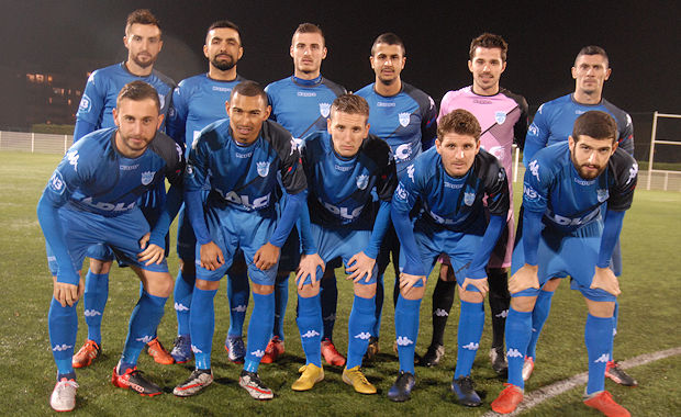 FC LIMONEST-SAINT-DIDIER - Le GROUPE pour la réception d'AIN SUD FOOT