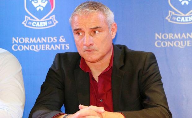 OL INFO - Alain CAVEGLIA quitte le SM CAEN