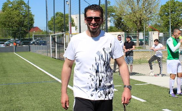Nacer Rahmani et le FC Mions finissent bien.