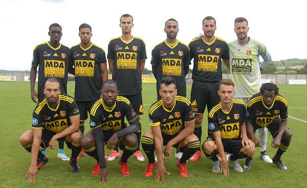 MDA Foot - Le GROUPE pour la réception de l'ATHLETICO Marseille