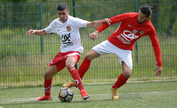 Coupe du Rhône – Le FC LYON a fait le job, l'O. RILLEUX trop court