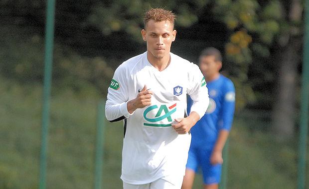 Florian Besson est le meilleur buteur de D1 2018-2019, un an après avoir été sacré en D2.