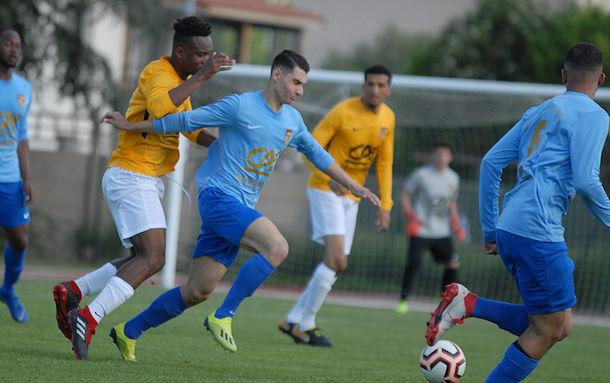Coupe du Rhône - Renversant entre les réserves du FC VAULX et de MDA Foot