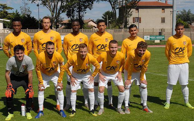La réserve de MDA Foot disputera finalement la finale de la coupe du Rhône dimanche contre le FC Lyon