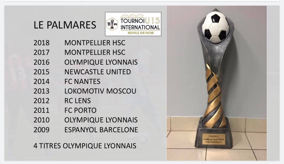 Tournoi International U15 CS Neuville - Du FOOT sans FRONTIÈRES