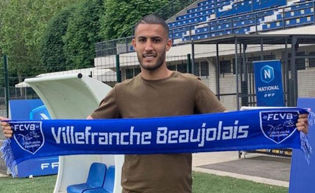 MERCATO 2019 - Un de plus qui font SEPT arrivées au FC VILLEFRANCHE, pour cinq départs