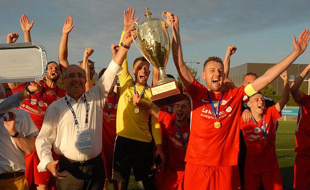 Coupe LAuRA Foot - Une vingt-troisième rugissante pour l'AS MISERIEUX-TREVOUX, triste fin pour le FC DOMTAC