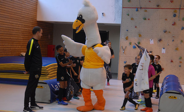 Coupe LAuRA Futsal - FS MONT D'OR en reprend une