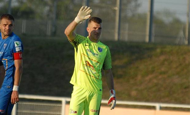 Antoine Philippon sera dans la cage de MDA Foot la saison prochaine