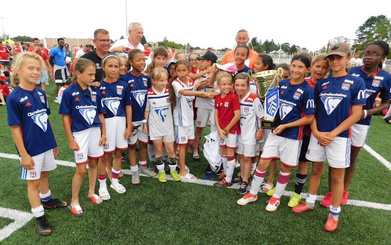 Ladies Cup – Du beau monde pour la deuxième édition