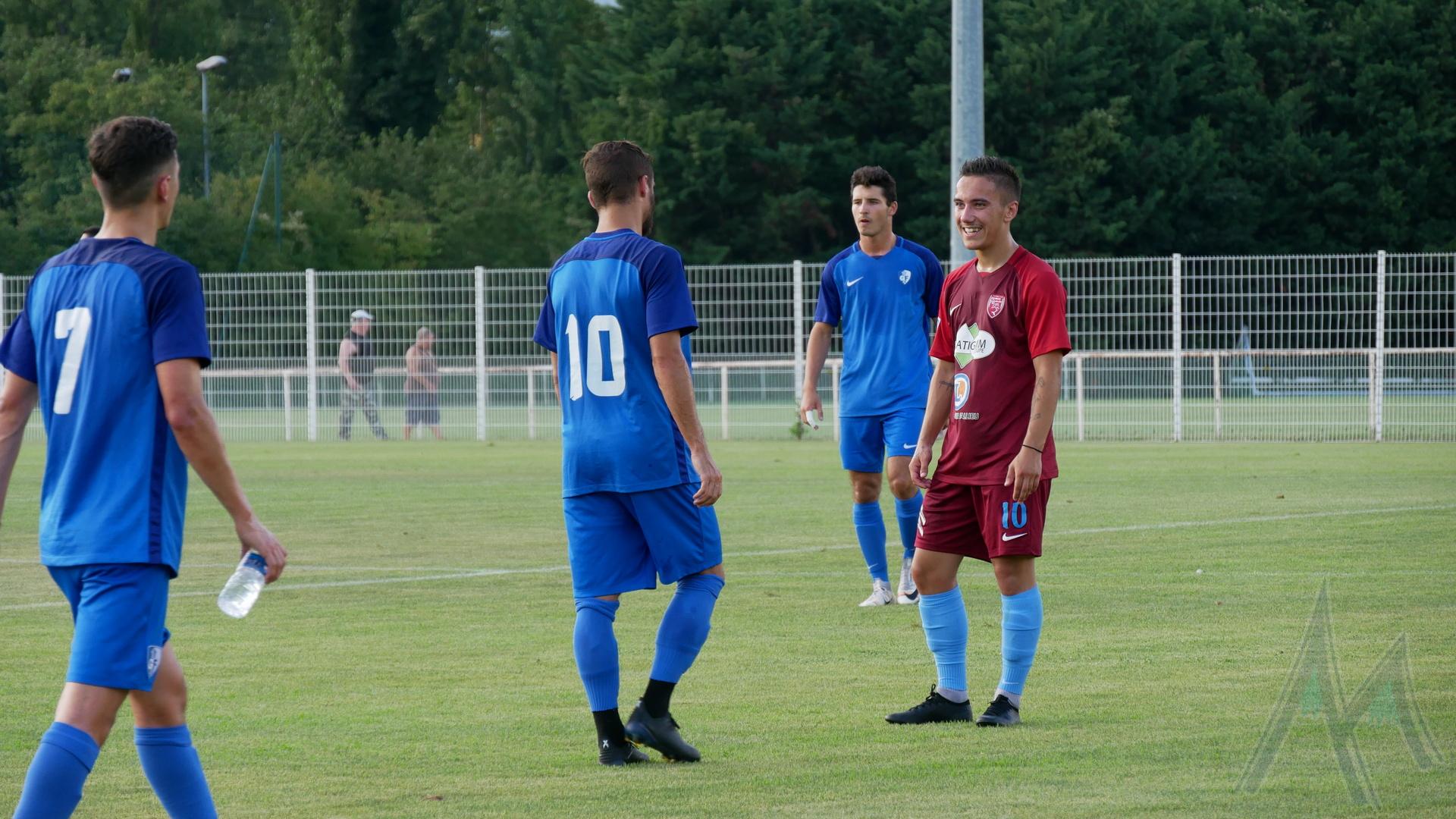 Résumé vidéo GF38 B - FC Bourgoin-Jallieu (2-2)