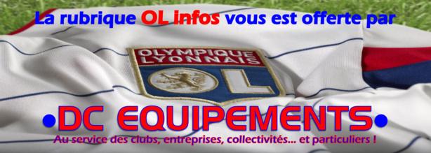 Le point mercato de l'Olympique Lyonnais