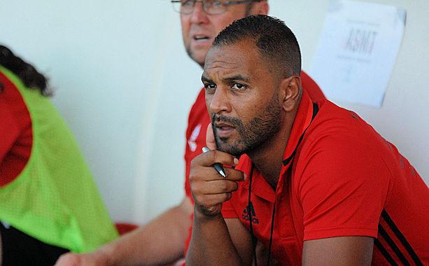 Jamal Alioui (FC Vaulx-en-Velin) :«Il reste encore beaucoup de travail»