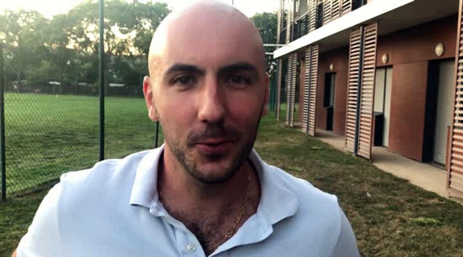 """Julien Bernard : """"Je quitte un groupe de joueurs que j'aime profondément et un staff remarquable"""""""