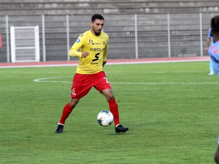 """Hamadi Ayari (Lyon Duchère AS) : """"L'important c'est d'être réguliers dans nos performances"""""""