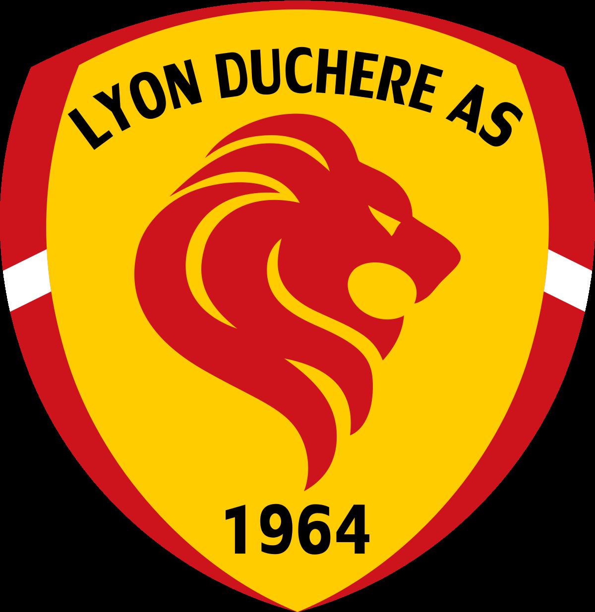 Lyon Duchère : le groupe contre Concarneau