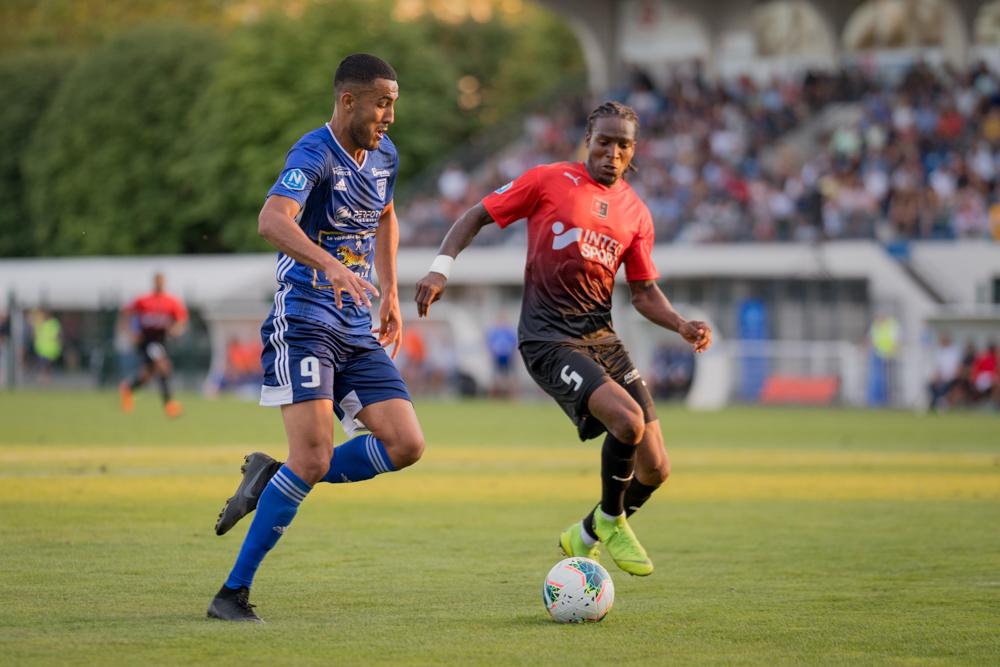 FC Villefranche Beaujolais : le groupe pour le Red Star