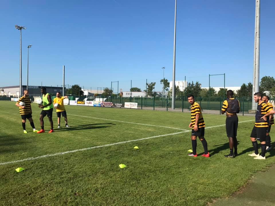 Le point N3 : le FC Vaulx fait tomber le leader !