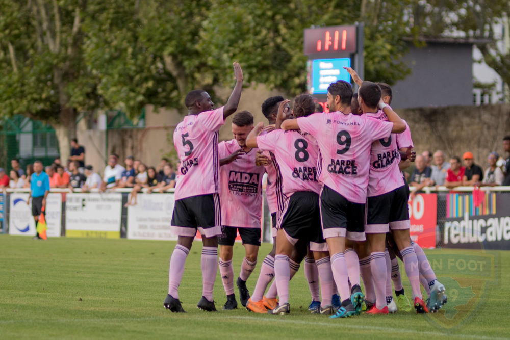 National 2 – Le derby pour MDA Foot!
