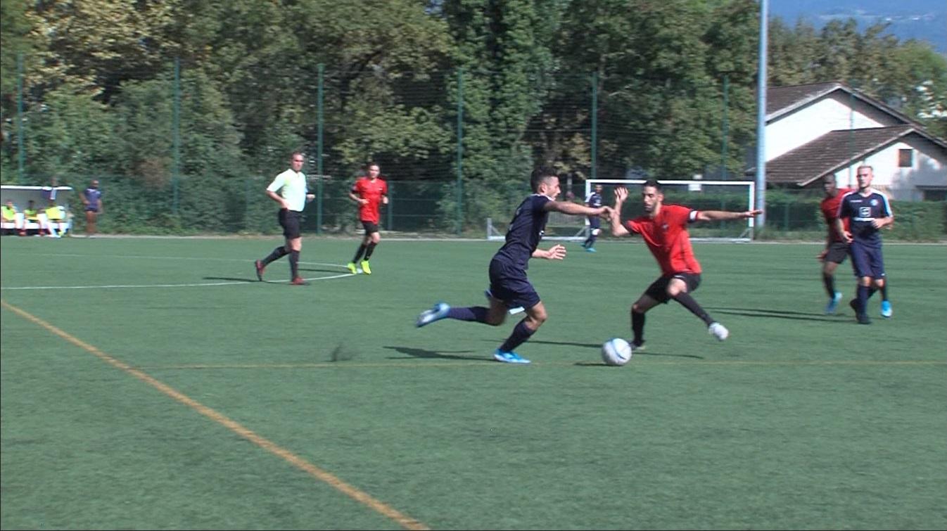 Le résumé vidéo de la qualification du FC Vaulx-en-Velin en coupe de France