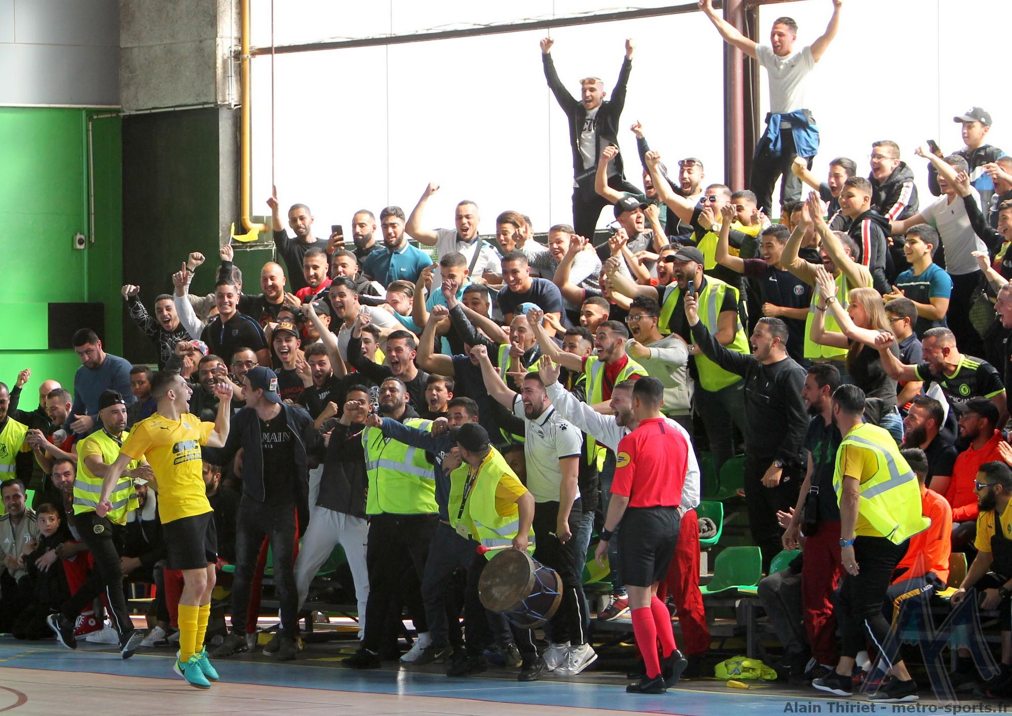 D2 Futsal : le derby pour Chavanoz