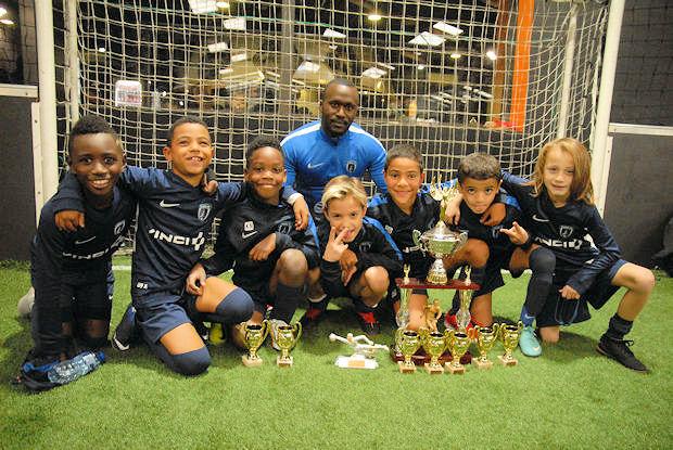 Qui pour succéder au Paris FC, vainqueur 2018 de la Sun Set Soccer Cup ?
