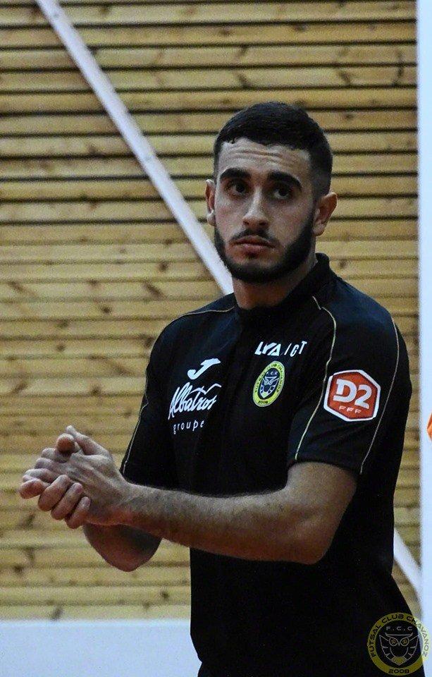 Chavanoz nouveau leader de D2 Futsal !