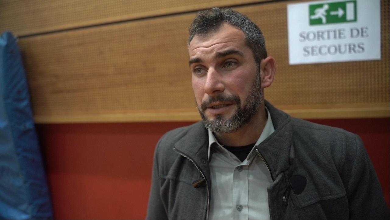 "André Pires Rodrigues (AS Martel Caluire) :  ""Quand tu ne marques pas..."""