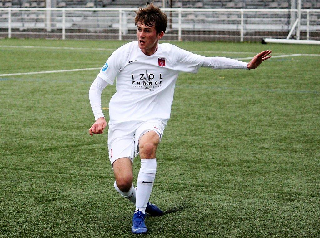 U17 Nationaux : FC Lyon - AS Saint-Etienne (1-3) les photos de Robert Ageron