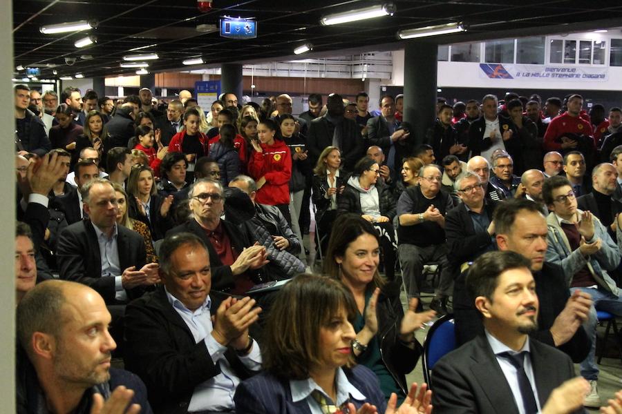 Plus de 200 personnes réunies pour la Soirée Partenaires de Lyon Duchère AS