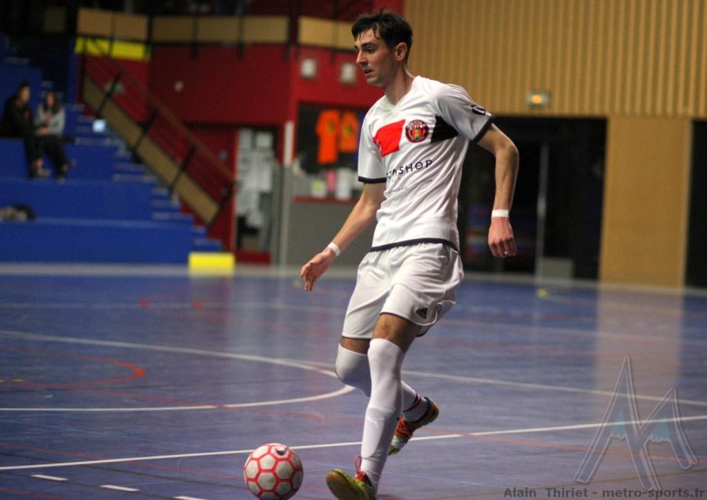 Coupe Nationale Futsal – les résultats du 4e tour