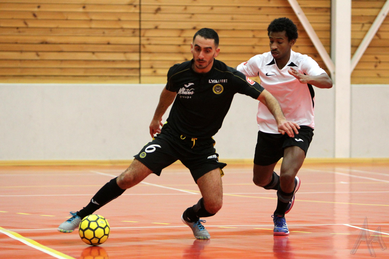 #D2Futsal – Chavanoz retrouve la victoire à domicile