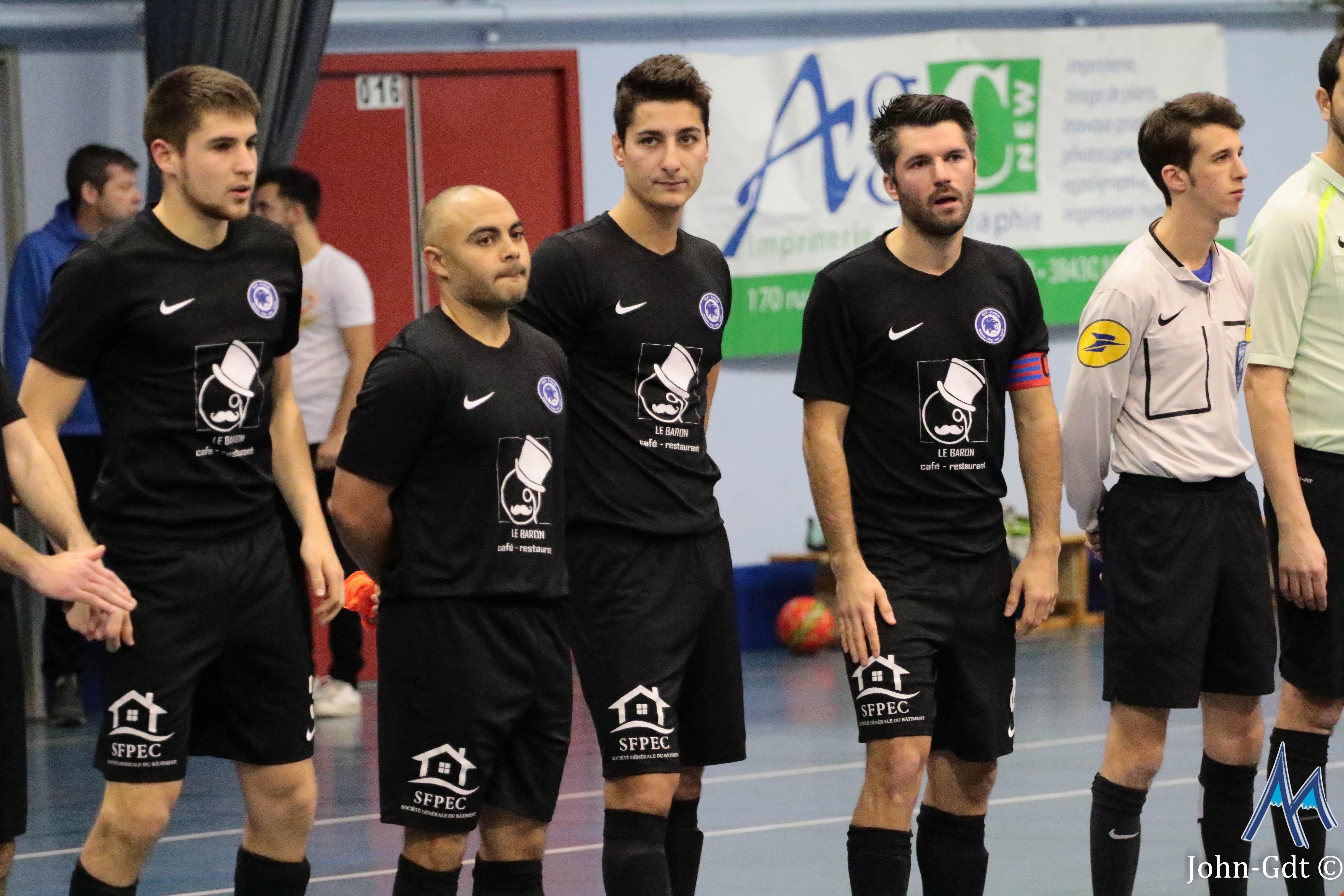 Coupe Nationale Futsal : découvrez le tirage du 5ème tour
