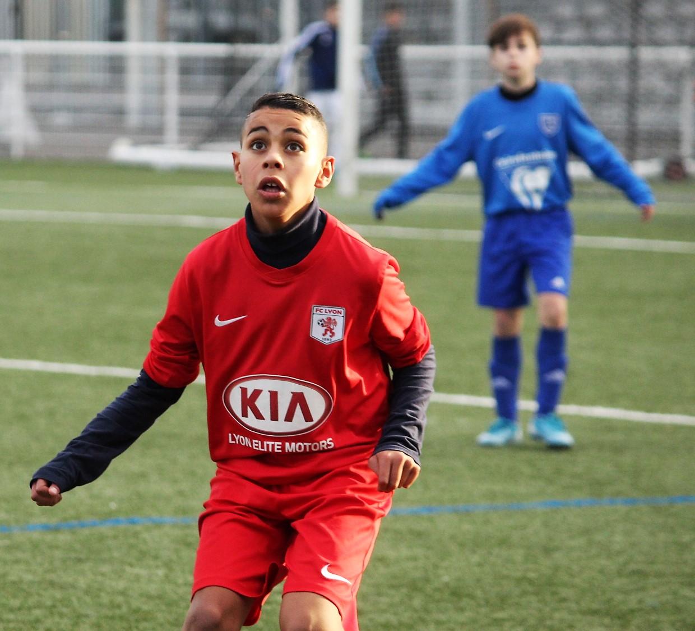 Galerie photos Plateau U13 du FC Lyon par Robert Ageron