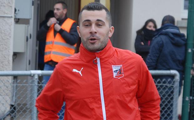 Anthony Peroni (ES Chaponost) va arrêter en fin de saison