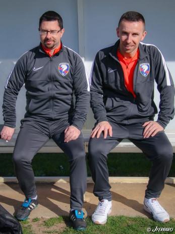Olivier Chabanis et Grégory Coste