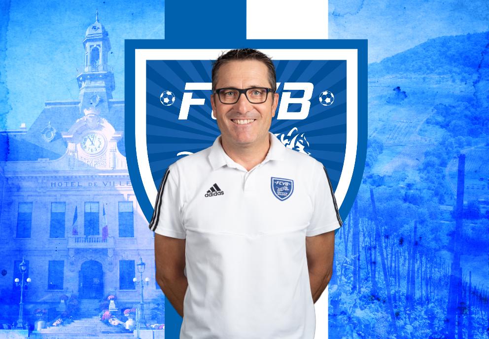 Alain Pochat prolonge avec le FC Villefranche Beaujolais