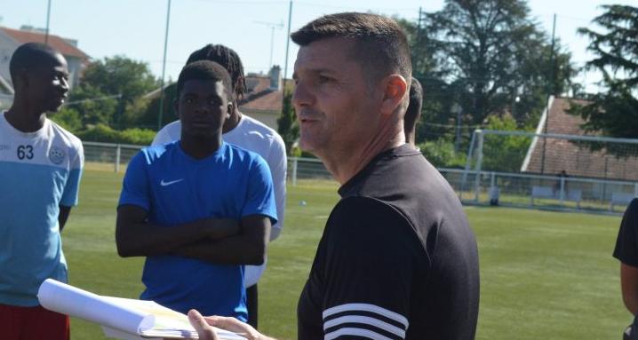 """François VILLEBRUN (nouvel entraîneur de Chassieu Décines) : """"j'ai été séduit par le projet présenté"""""""