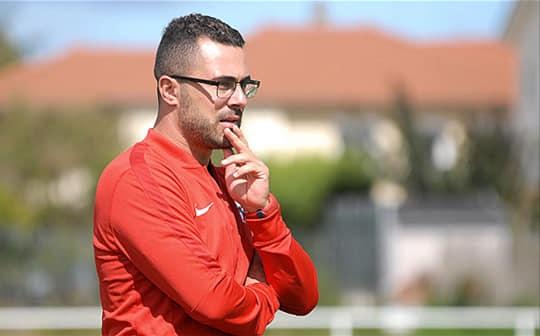 """Anthony Peroni (FC Vareze) : """"J'ai besoin d'être dans un projet où on croit en moi"""""""