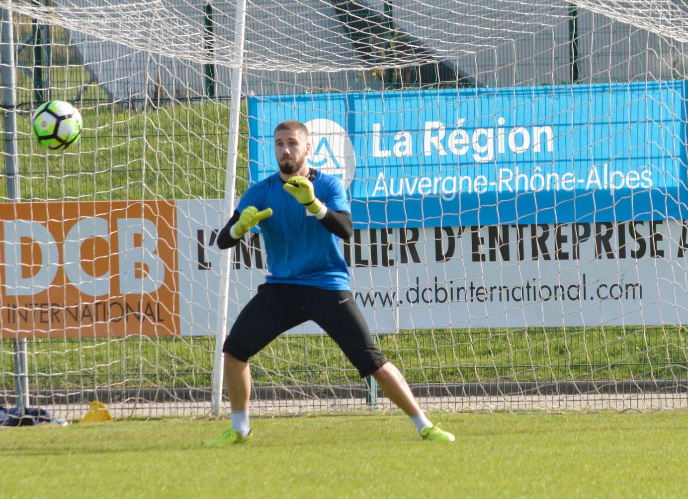 """Morgan Rull  : """"Très heureux de reprendre dans mon ancien club du FC Limonest"""""""