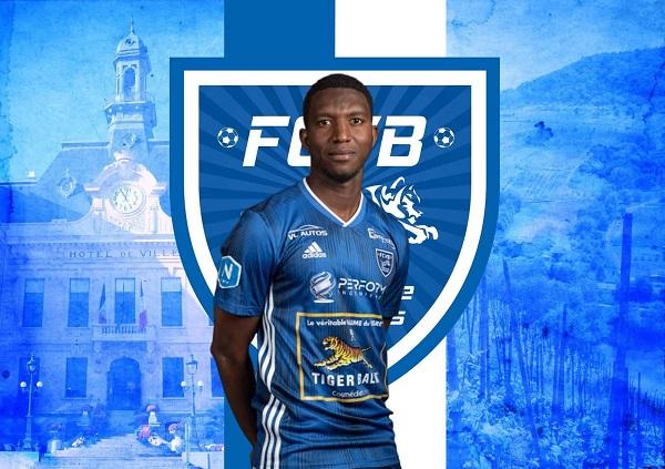 Mohamed Guilavogui prolonge avec le FC Villefranche Beaujolais